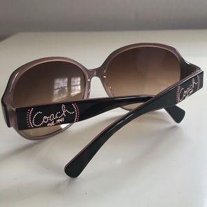 1b79e421ac1c ... store coach accessories coach tortoise pink sunglasses 7ba07 a5508 ...